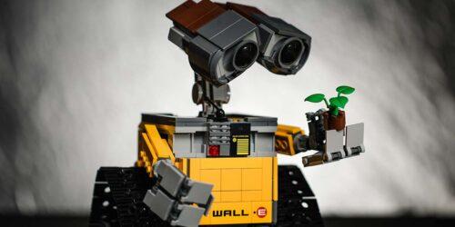 Robot et intelligence artificielle wall-e